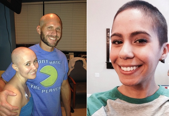 Shaved Heads for Michele's Cancer Support