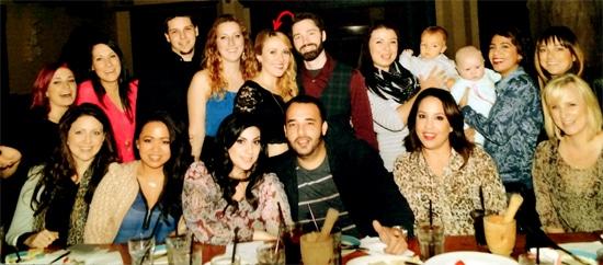 M3 Team appreciation Party 2014