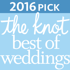 2016 The Knot Best of Weddings Logo